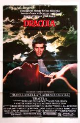 Dracula movie poster (1979) [Frank Langella] 27x41 original