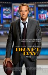 Draft Day movie poster [Kevin Costner] 27x40 original