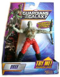 Guardians of the Galaxy: Rapid Revealers Drax action figure (Hasbro)