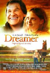 Dreamer: Inspired By a True Story poster [Kurt Russell/Dakota Fanning]