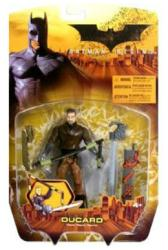 Batman Begins: Ducard action figure (Mattel/2005)