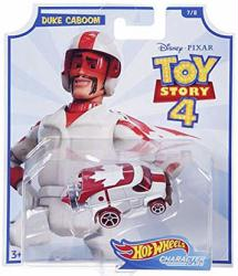 Hot Wheels Character Cars: Toy Story 4 Duke Caboom die-cast