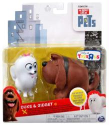 The Secret Life of Pets: Duke & Gidget figures (Spin Master)
