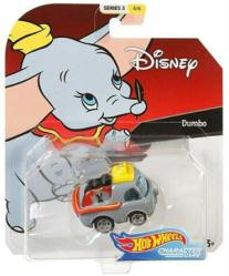 Hot Wheels Character Cars: Disney Dumbo die-cast vehicle