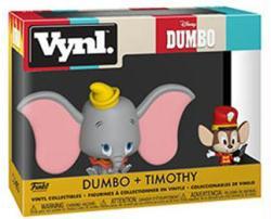 Dumbo: Dumbo + Timothy Vynl figures set (Funko) Disney