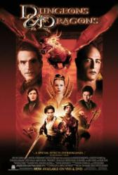 Dungeons & Dragons poster [Jeremy Irons, Marlon Wayans, Thora Birch]