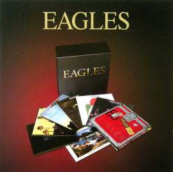Eagles poster: Eagles Catalogue Box Set vintage album flat (2005)