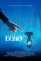 Earth to Echo movie poster (2014) 27x40 original