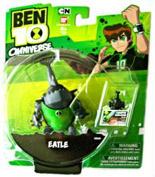 Ben 10 Omniverse: Eatle action figure (BanDai/2012)