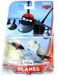 Planes: Echo 1:55 die-cast plane (Mattel/2013)