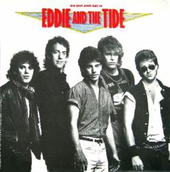 Eddie and the Tide poster: Go Out and Get It vintage LP/Album flat NM