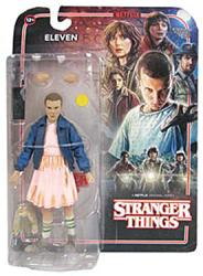 "Stranger Things: 6"" Eleven action figure (McFarlane Toys/2017)"