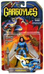 Gargoyles: Elisa Maza action figure (Kenner/1995)
