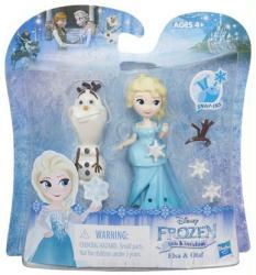 Frozen Little Kingdom: Elsa & Olaf figure set (Hasbro/2015)