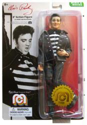 "Elvis Presley Jailhouse Rock 8"" retro-style action figure (MEGO/2019)"