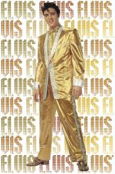Elvis Presley poster: Pure Gold (24x36)