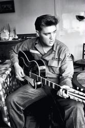 Elvis Presley poster: U.S. Army (24x36)