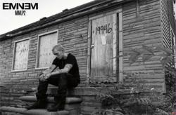 Eminem poster: The Marshall Mathers LP 2 (34x22) MMLP2