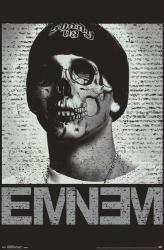Eminem poster: Skull (22x34) New