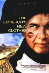 The Emperor's New Clothes movie poster [Ian Holm] 27x40 original