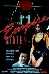Empire State movie poster [Cathryn Harrison, Martin Landau] 27x40