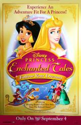 Disney Princess Enchanted Tales: Follow Your Dreams movie poster