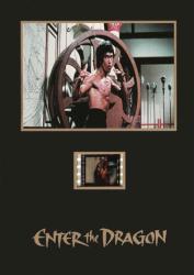 Enter the Dragon 5'' X 7'' Senitype film cell [Bruce Lee]