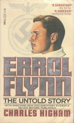 Errol Flynn biography: The Untold Story (Paperback Book/1981)