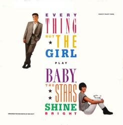 Everything But the Girl poster: Baby the Stars Shine Bright album flat
