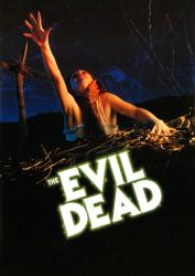 The Evil Dead movie poster (1981) [a Sam Raimi film] 24x36