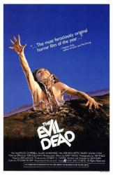 The Evil Dead movie poster (1981) [a Sam Raimi film] 27'' X 40''