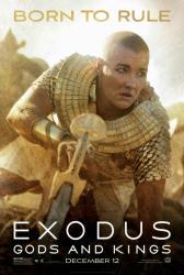 Exodus: Gods and Kings movie poster [Joel Edgerton] 27x40 original