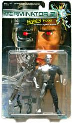 Terminator 2: Exploding T-1000 action figure (Kenner/1991)