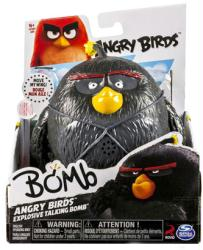 Angry Birds: Explosive Talking Bomb figure (Spin Master/2016)