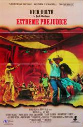 Extreme Prejudice movie poster [Nick Nolte, Powers Boothe] 24x36
