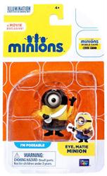 Minions: Eye, Matie Minion poseable figure (Thinkway Toys)