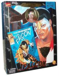 Famous Covers: The Falcon 8'' action figure [ToyBiz/1998)