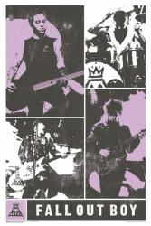 Fall Out Boy poster: FOB (24x36)