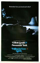 Falling In Love Again movie poster [Elliott Gould/Susannah York] 27x41
