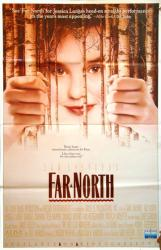 Far North movie poster (1988) [Jessica Lange] 26x40 video version