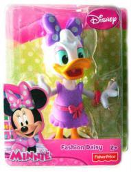 Minnie: Fashion Daisy Duck figure (Fisher Price/2013) Disney