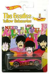 Hot Wheels: The Beatles Yellow Submarine Fast Felion die-cast (Ringo)