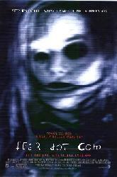 Fear Dot Com movie poster (original 27x40 video version)