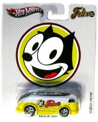 Hot Wheels Pop Culture: Felix the Cat Haulin' Gas 1:64 diecast vehicle