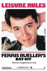 Ferris Bueller's Day Off movie poster [Matthew Broderick] 24x36