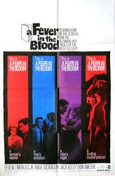 A Fever In the Blood movie poster [Angie Dickinson] original 27x41