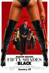 Fifty Shades of Black movie poster [Marlon Wayans] 27x40 original