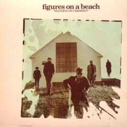 Figures on a Beach poster: Standing on Ceremony vintage LP/Album flat
