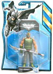The Dark Knight Rises: Final Assault Bane action figure (Mattel)