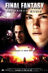 Final Fantasy: The Spirits Within movie poster (2001) 27x40